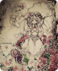 sisters  vamp by Telemaniakk