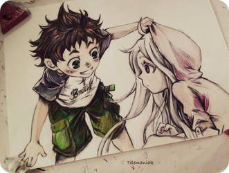 deadmanwonderland by Telemaniakk