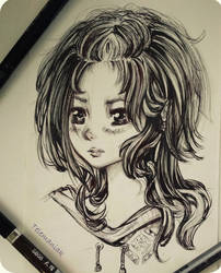 hairstyle by Telemaniakk