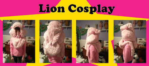 Lion Cosplay