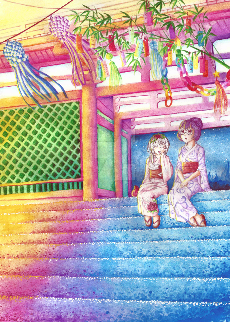 BoF: Tanabata Festival by LinYan