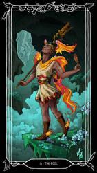 Hermes - The Fool