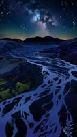 Riverbed (Night Version)