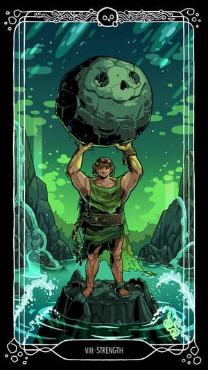 Sisyphus - Strength