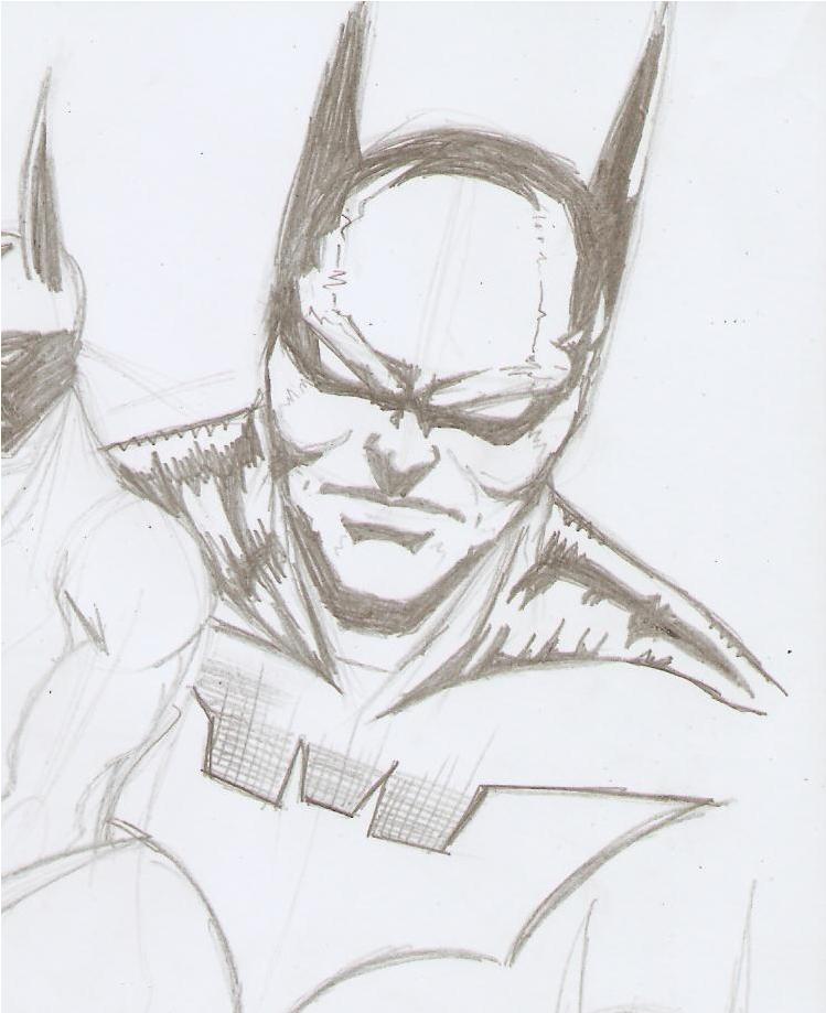 Batman Beyond Sketch By Britolitos96 On DeviantART