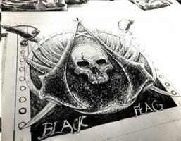Black Flag by britolitos96