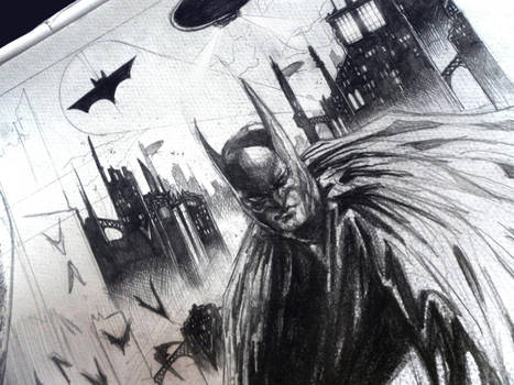 Gotham in progress