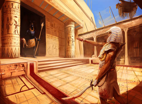 Hunt for Anubis
