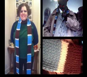 Watson scarf.