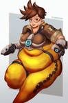 Fat Tracer - Overwatch Plumps