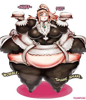 Fat Felicia - Fire Emblem Fates
