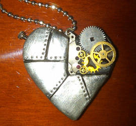 Steam Punk Heart