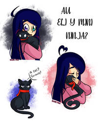 Au Eli Y Cat Nonja