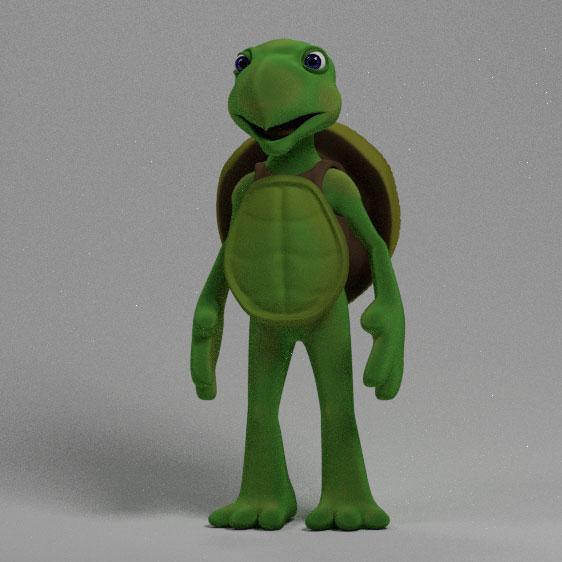 Turtle Render Test by kendrin