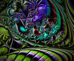 Aug 3rd, 2021 Abstract Snake of the Cosmos [8]