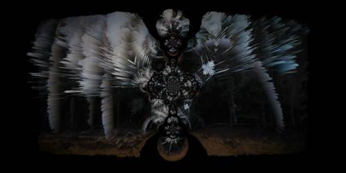 Fear The Mothman. For Disaster Follows