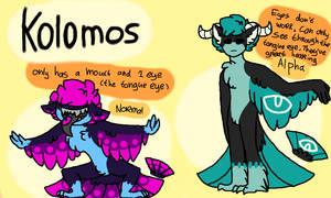 Kolomos source by Caputy