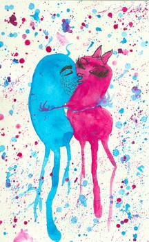 JellyBean Kisses