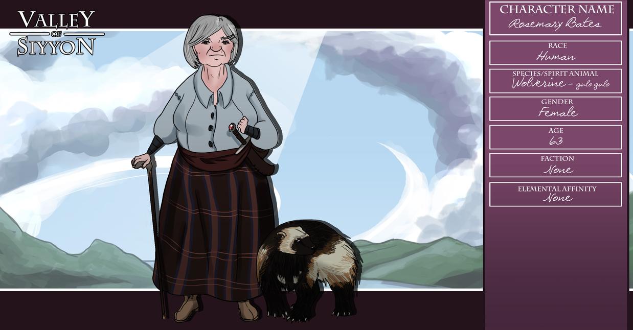 Rosemary Bates by Leunbrund on DeviantArt