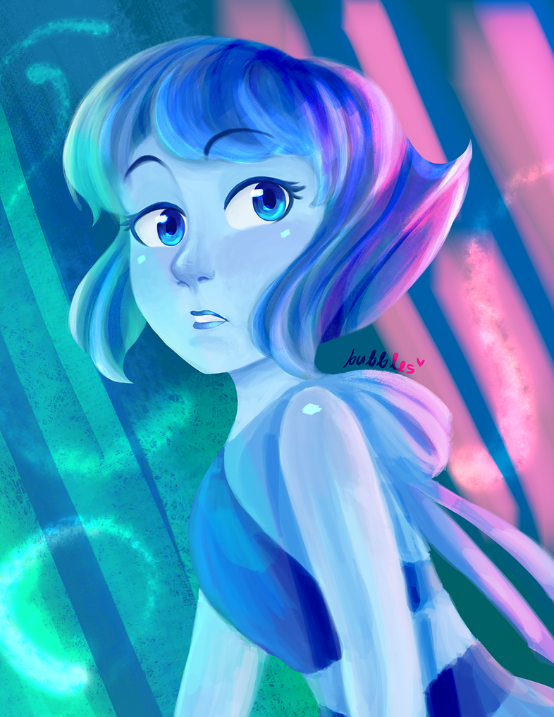 Practiced painting in Photoshop. I didn't like how it turned out. Steven Universe © Cartoon Network Also in My Tumblr