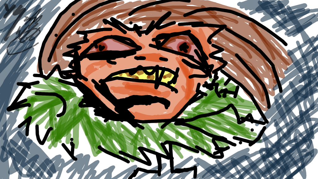 Quick Sketch 1 by Jeda-Teq