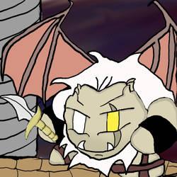 Gargoyle Kirby: Hudson Kirby by dragonfire53511