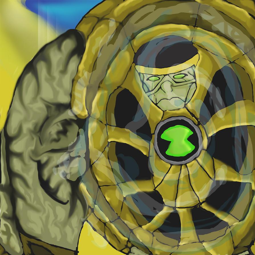 Ben 10 Ultimate Alien: TerraSpin by dragonfire53511