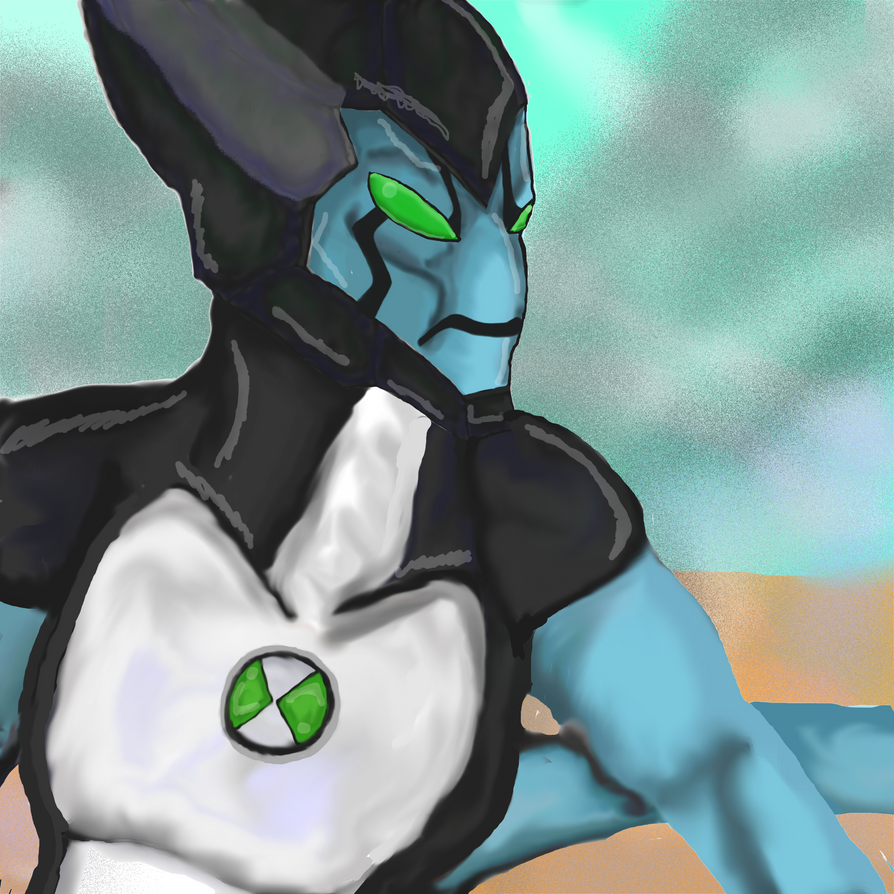 Ben 10 Orginal Alien: XLR8 by dragonfire53511