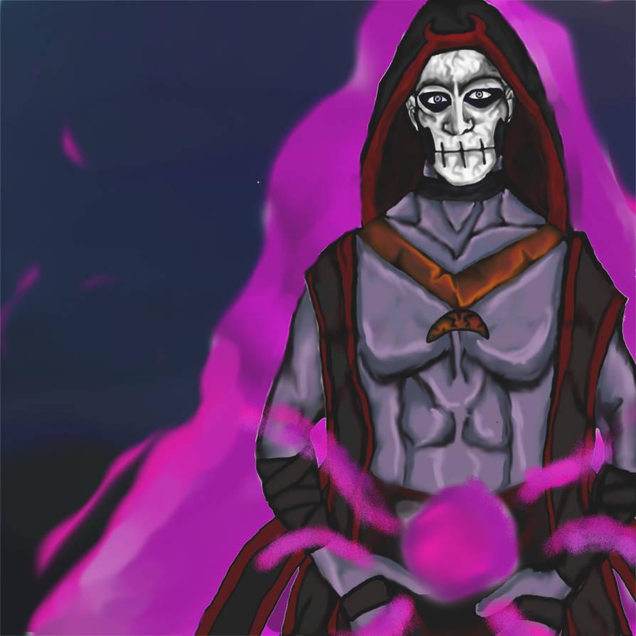 Ben 10 Villian: Hex by dragonfire53511 on DeviantArt