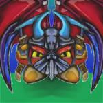 OC Kirby - Draconess the Evil Meta-Knight