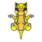 Pokemon 2013 - Sandshrew
