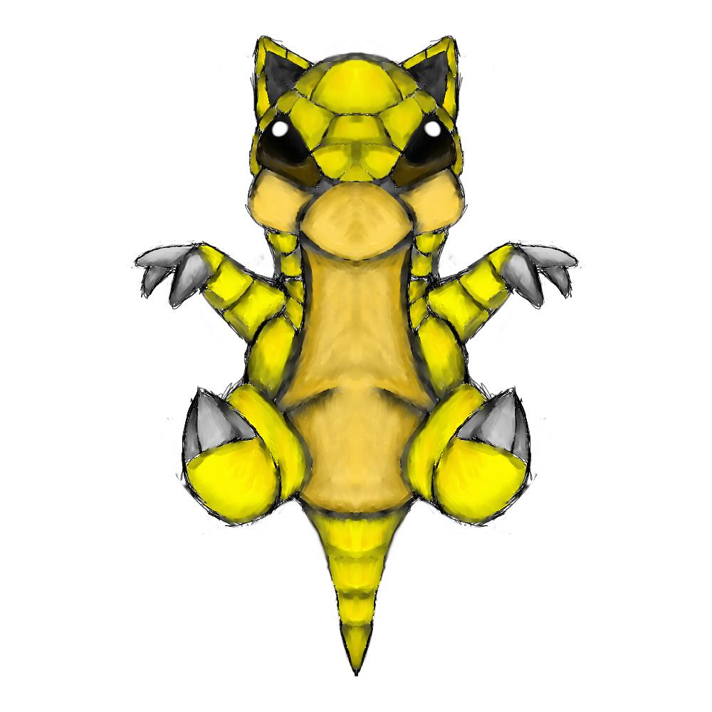 Pokemon 2013 Sandshrew 370737138