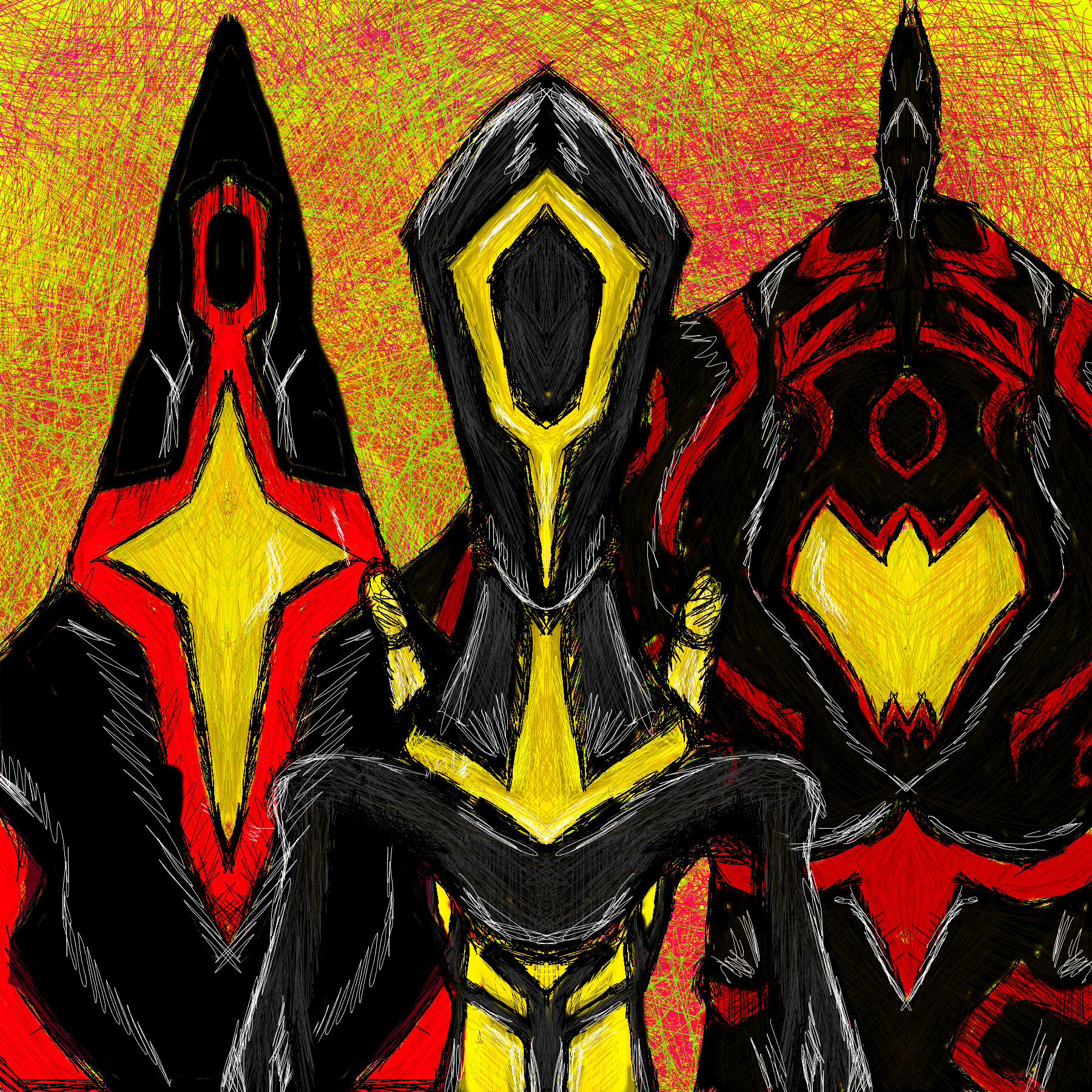 Ben 10 Omni The 3 Forms Of Malware By Dragonfire53511 On Deviantart