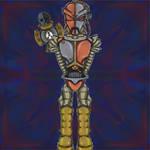 redo Power Ranger Zeo Villians - Klank and Orbus
