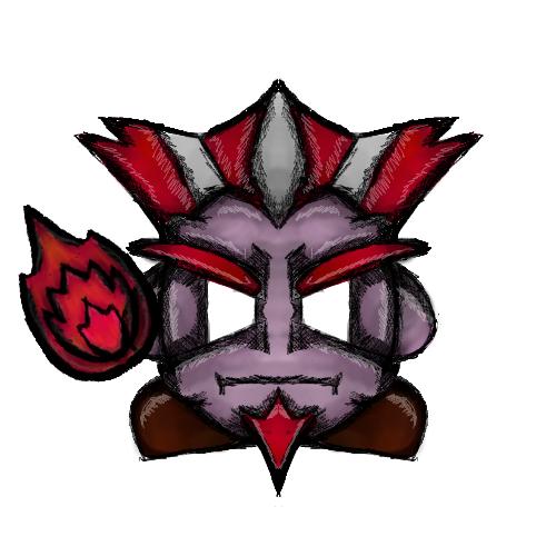 Hot Streak Kirby 2014 by dragonfire53511