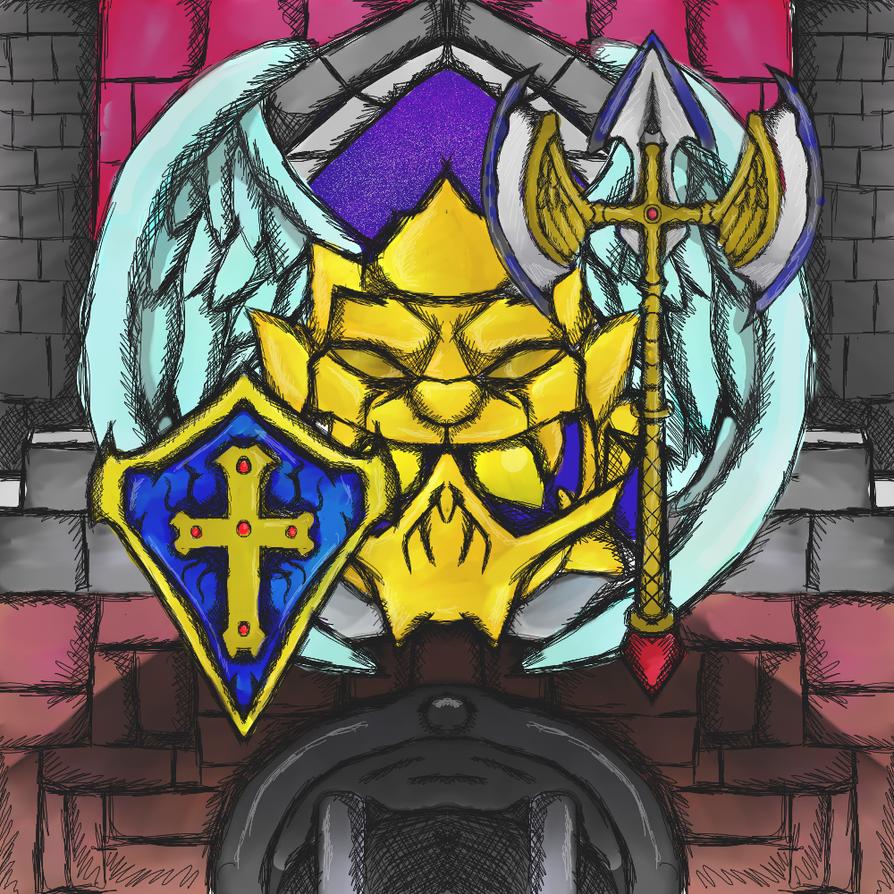 Meta Crusader by dragonfire53511