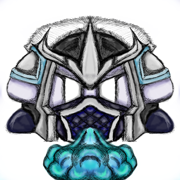 Mortal Kombat Kirby 2015 - Sub-zero by dragonfire53511
