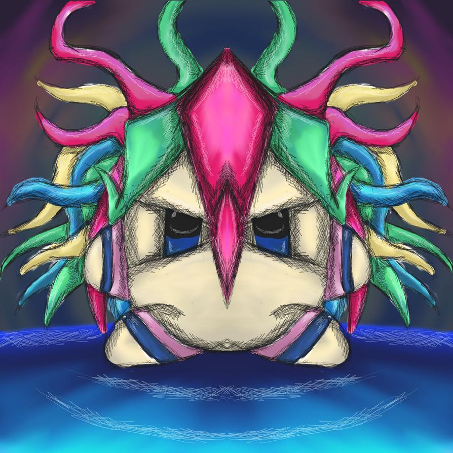 Toriko Kirby Series - Sunny Kirby by dragonfire53511