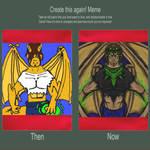 Redo Meme - Marvel Gargoyle - Rictor by dragonfire53511
