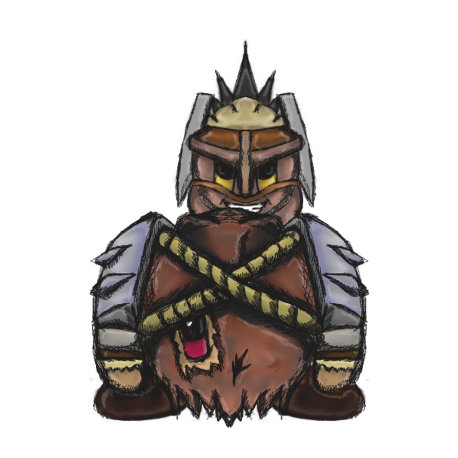 Mortal Kombat X Kirbys : Ferra Torr by dragonfire53511