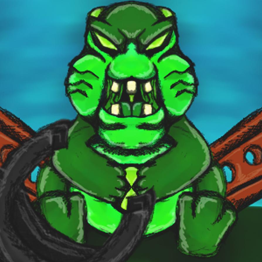 Ben 10 Alien - Upchuck by dragonfire53511