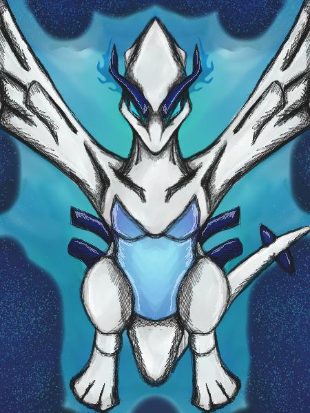 Pokemon - Lugia