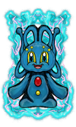 Pokemon Request - Manaphy by dragonfire53511