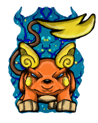 Pokemon - Alolan Raichu by dragonfire53511