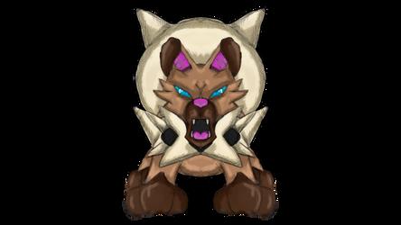 Pokemon - Rockruff by dragonfire53511