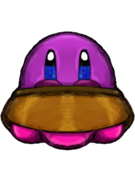 Outer Space Crossover for Charity - UFO Kirby