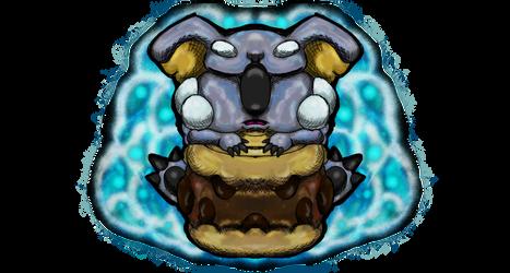 Pokemon ~ Komala