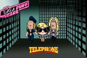 Gaga Puff Telephone