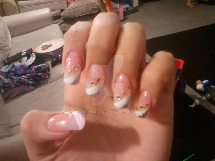 My design:Nails by Happynails on DeviantArt