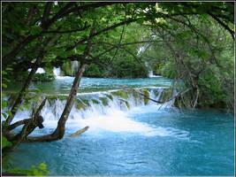 Plitvice Lakes by oelje